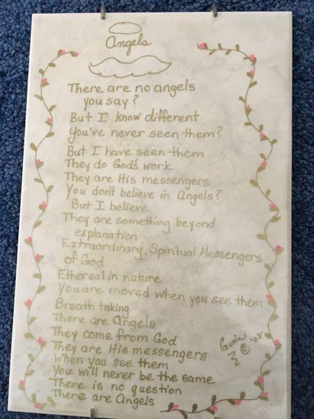 Angels poem