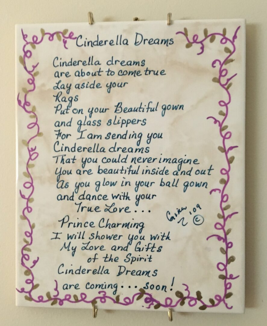 Cinderella Dreams 2