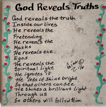God Reveals The Truth