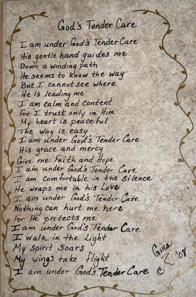 God's Tender Care