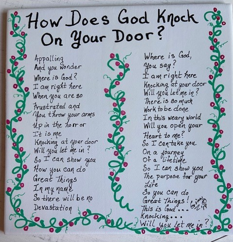 How Does God Knock On Your Door 2
