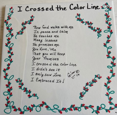 I Crossed The Color Line 3