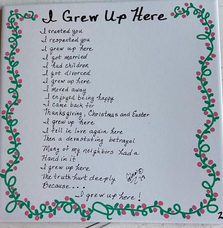 I Grew Up Here 2