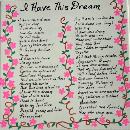 I Have This Dream 1