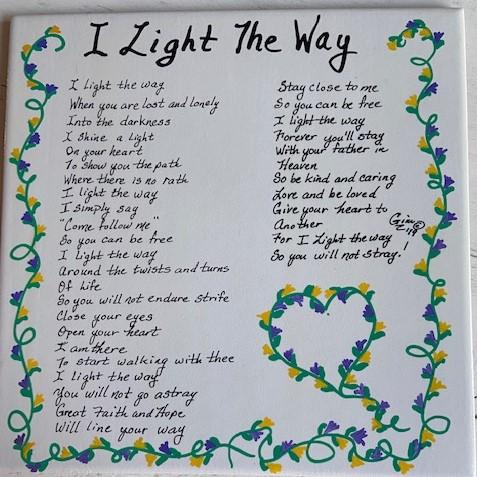 I Light the Way