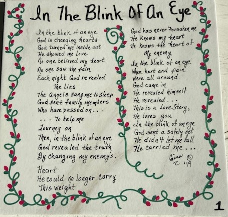 In The Blink Of An Eye 1
