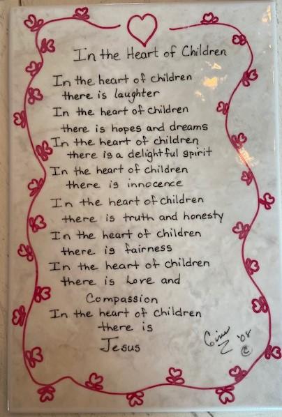 In the Heart Of Children