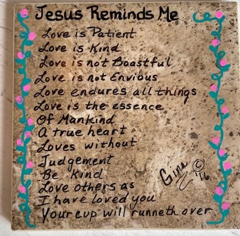 Jesus Reminds Me