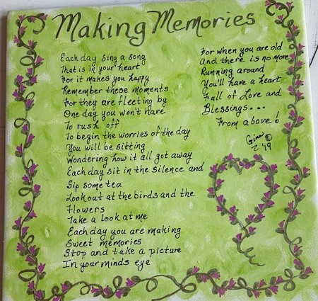 Making Memories 2