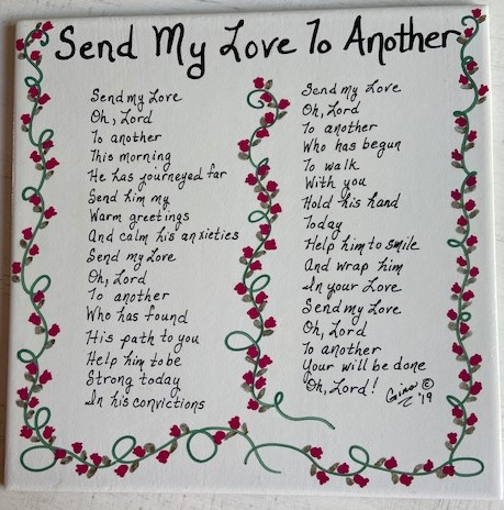 Send My Love To Another
