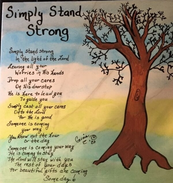 Simply Stand Strong