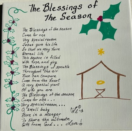 The Blessings Of The Season
