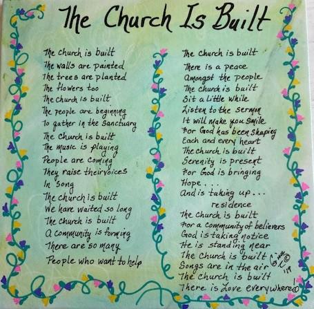 The Church Is Built