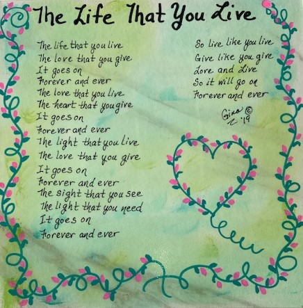 The Life That You Live