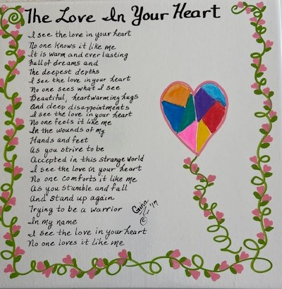 The Love In Your Heart 1