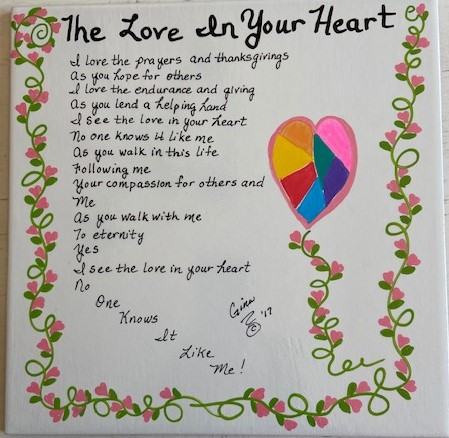 The Love In Your Heart