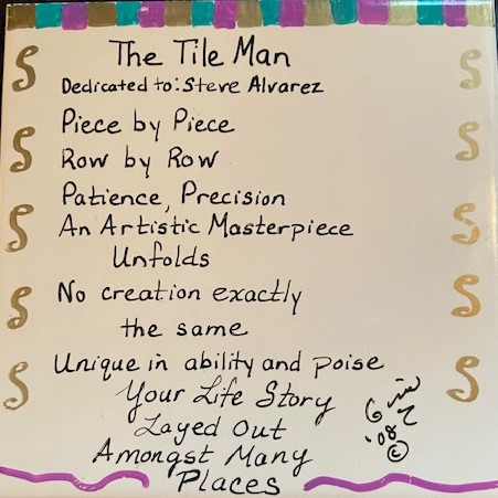 The Tile Man