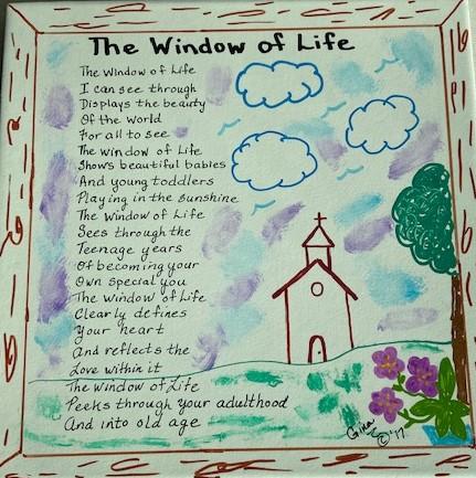 The Window of Life 1
