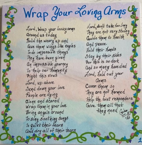 Wrap Your Loving Arms 1