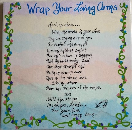 Wrap Your Loving Arms 2