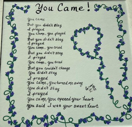 You Came! 1