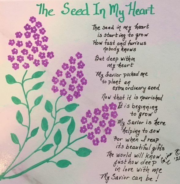 The Seed In My Heart
